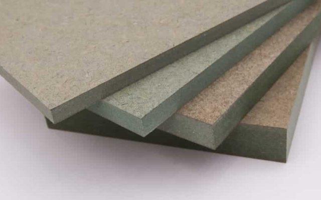 Vật liệu gỗ MDF