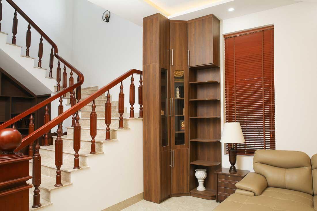 Không gian nội thất phòng khách tiêu biểu