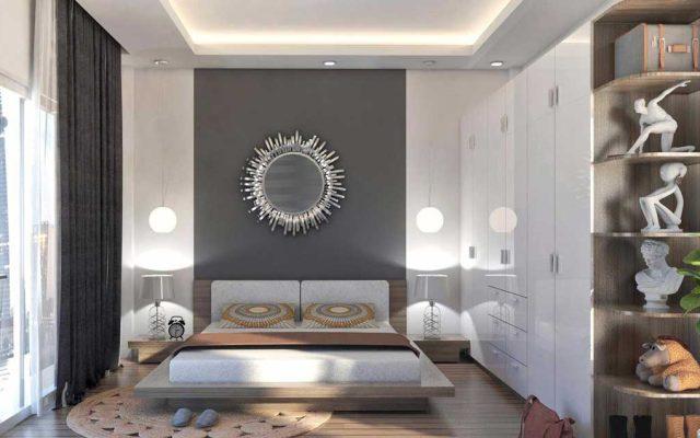 Phòng ngủ bố mẹ