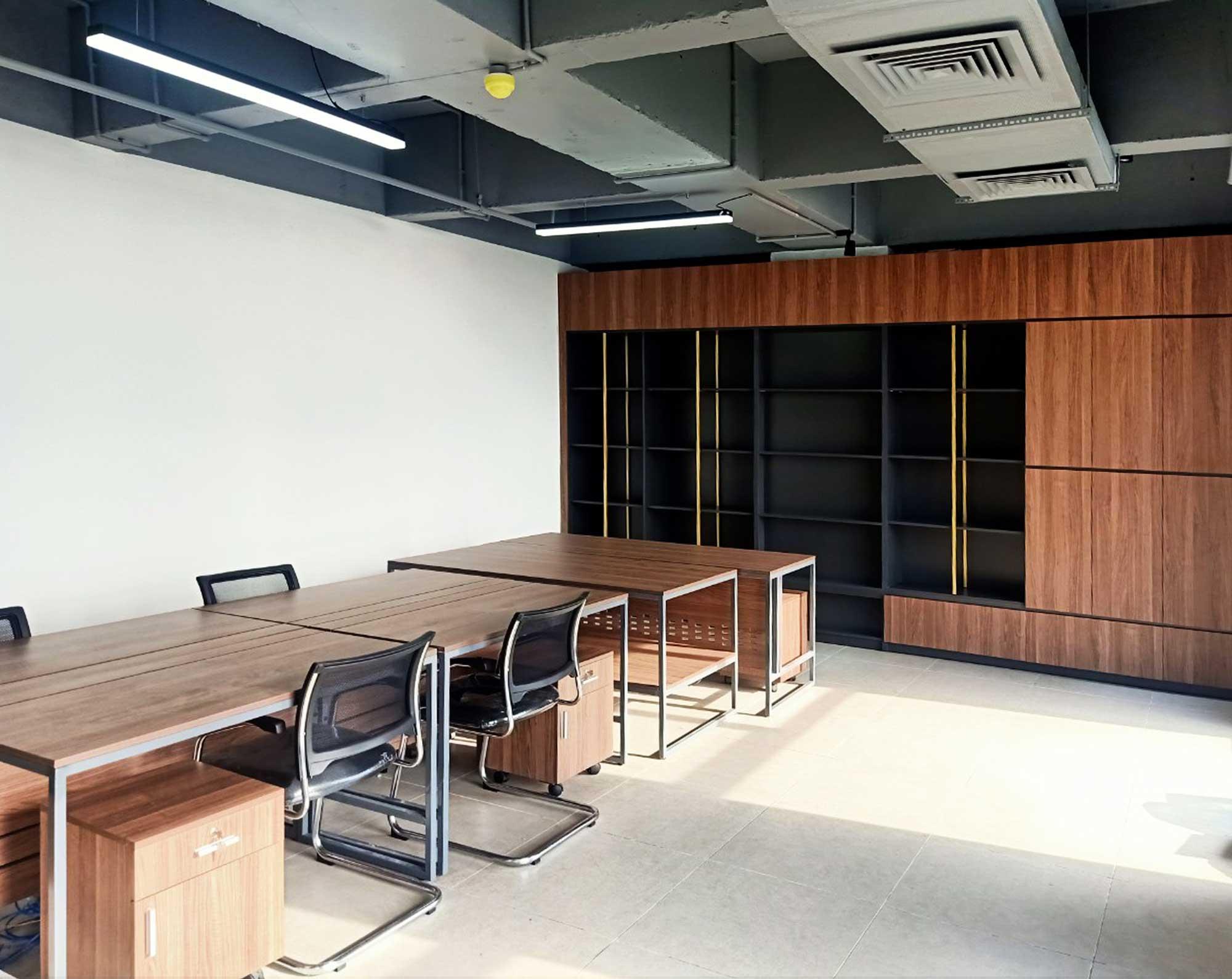 Thiết kế văn phòng Hatoco