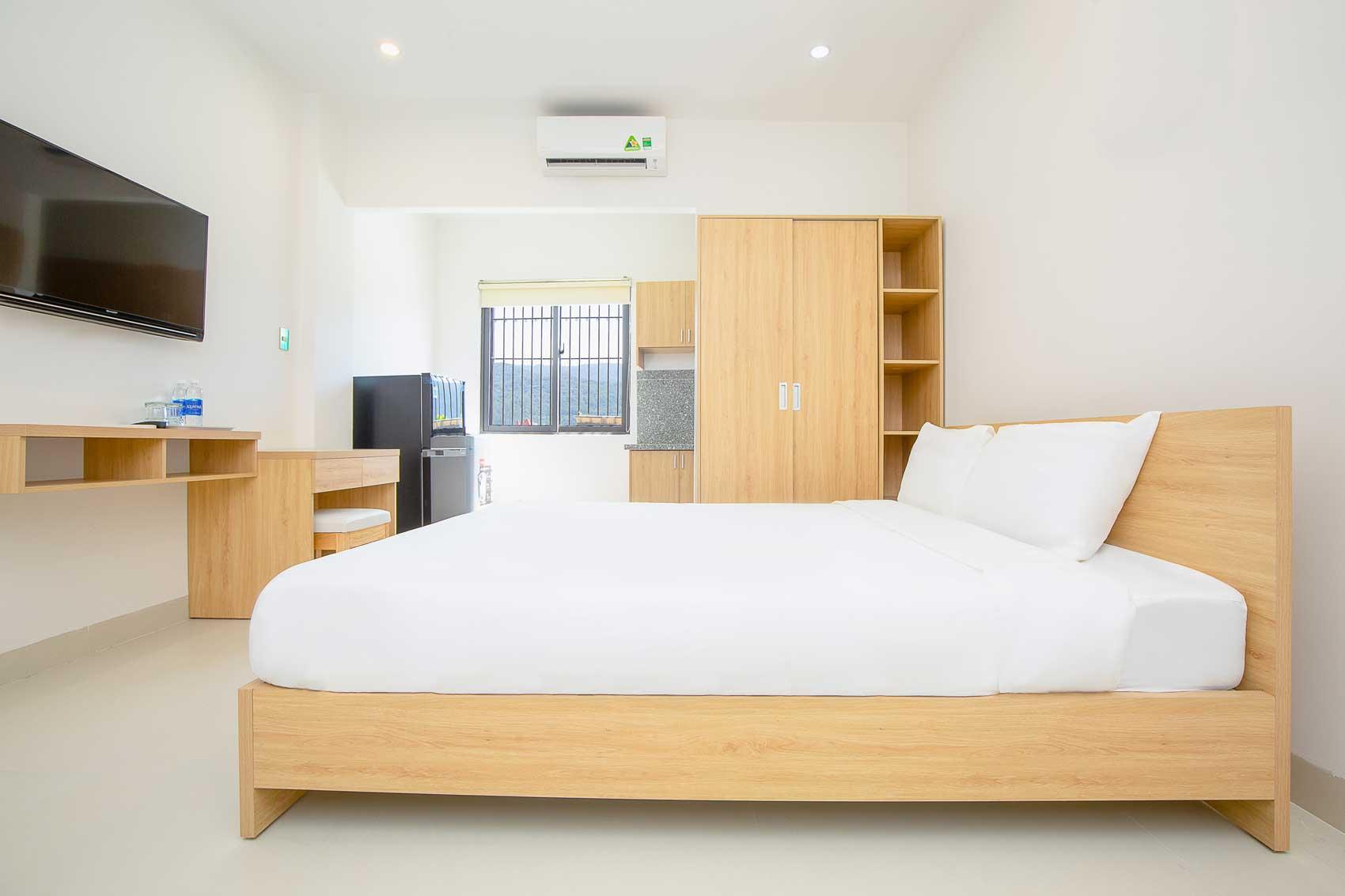 Thiết kế khách sạn Hiền Lương