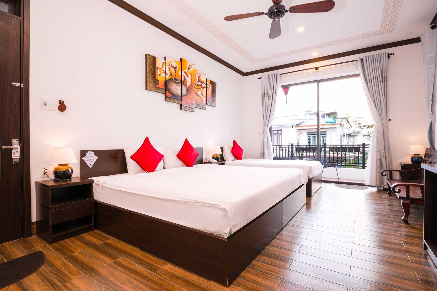 Thiết kế nội thất vinci villa Hội An